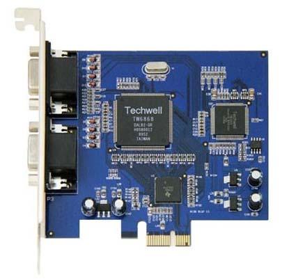 Плата видеозахвата HIQ-6808D
