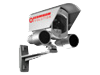 Уличные камеры видеонаблюдения  с ИК-прожекторами